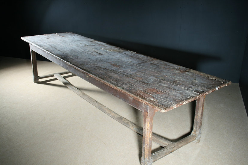 18the Century Chestnut Table SOLD