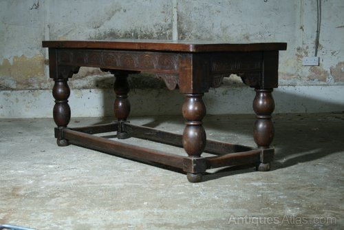 Early Refectory Table