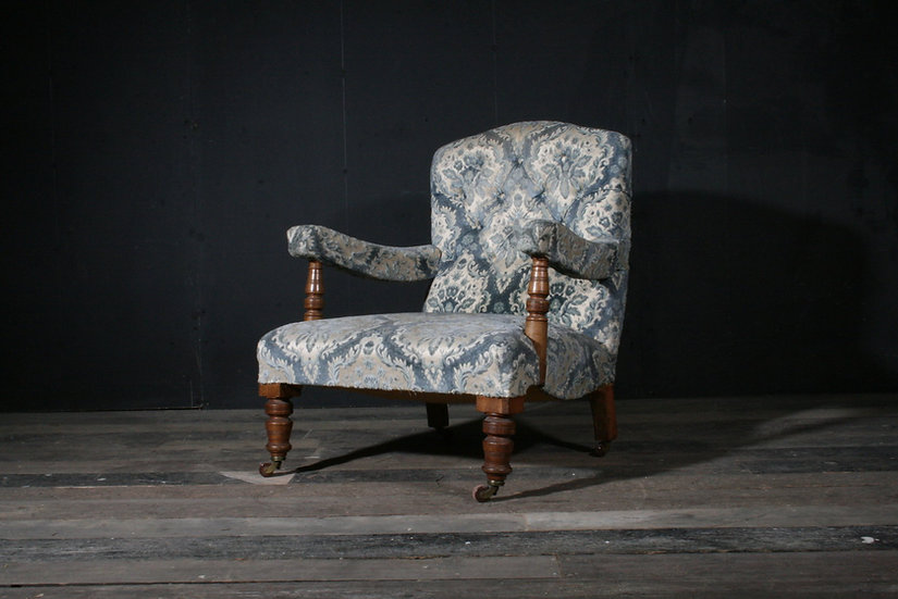 Large English Armchair