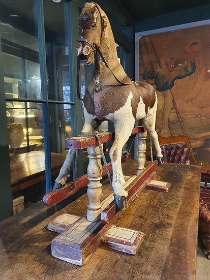 Edwardian Rocking Horse