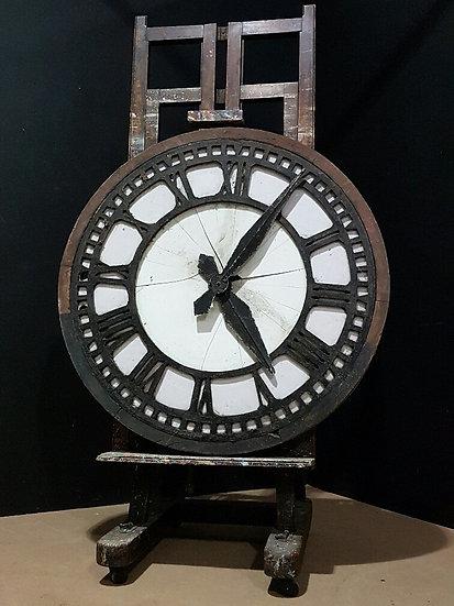 Large Station Clock SOLD