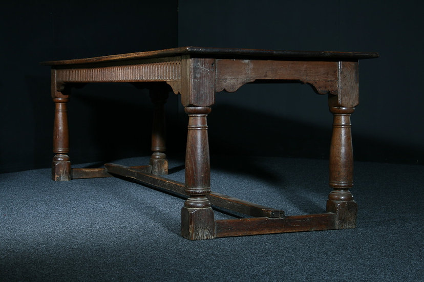 Early Oak Refectory Table SOLD