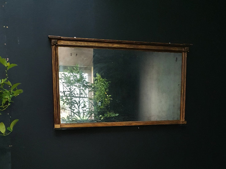 Large Georgian Wall Mirror SOLD