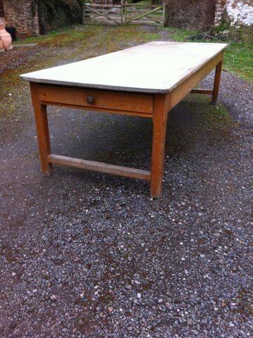 Massive Farmhouse Table SOLD