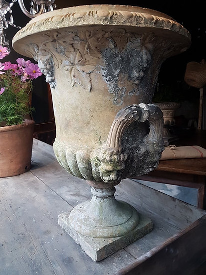 Pair of Urns 'James Stiff & Sons' SOLD