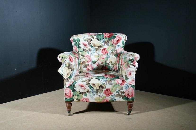 Original Howard and Sons Chair Sold