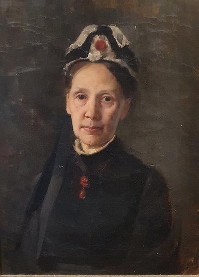Portrait of a Lady SOLD