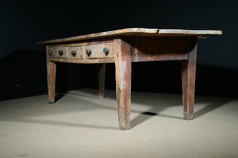 Primitive Westcountry Farmtable SOLD