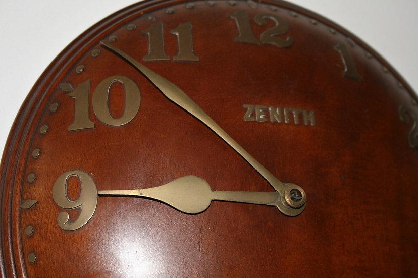 Heals Walnut Wall Clock SOLD