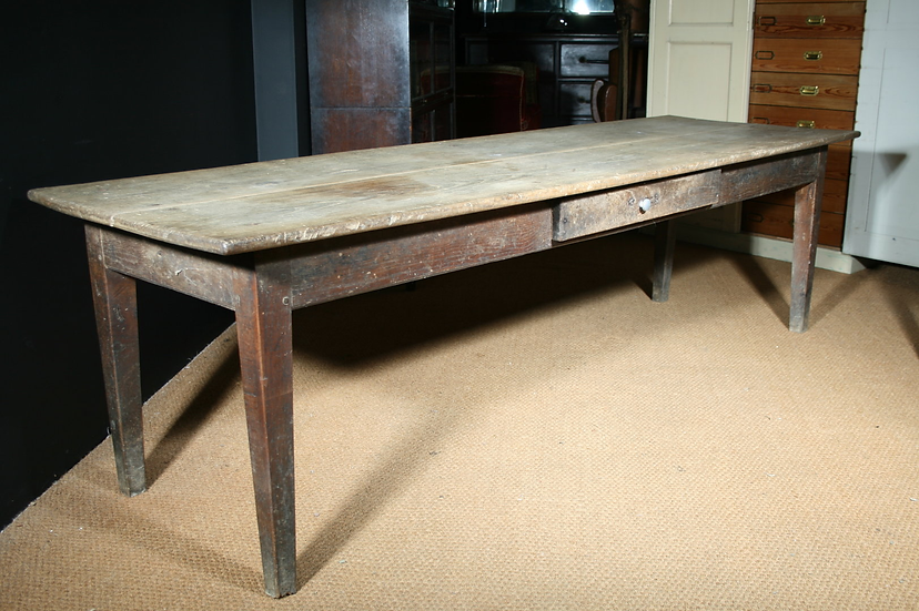 Twin Plank Chestnut Table SOLD