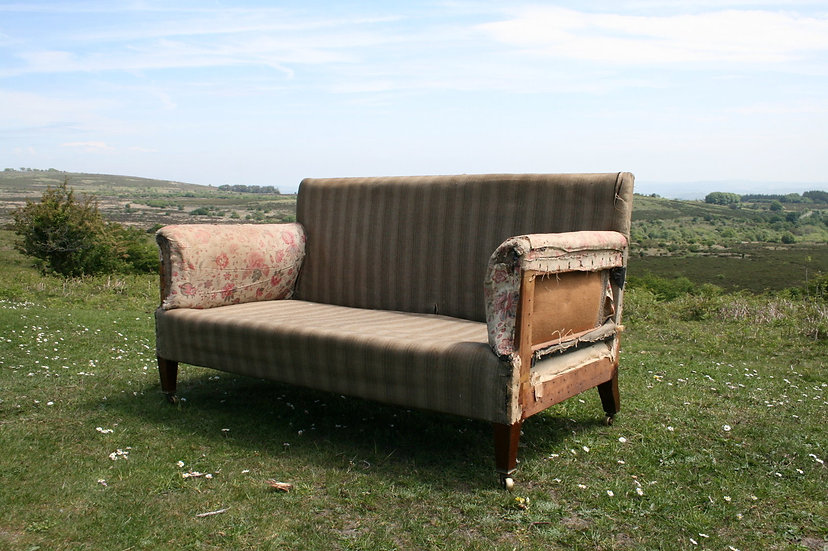 Original Howard and Sons Sofa Sold