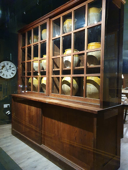 Apothecary Cabinet SOLD