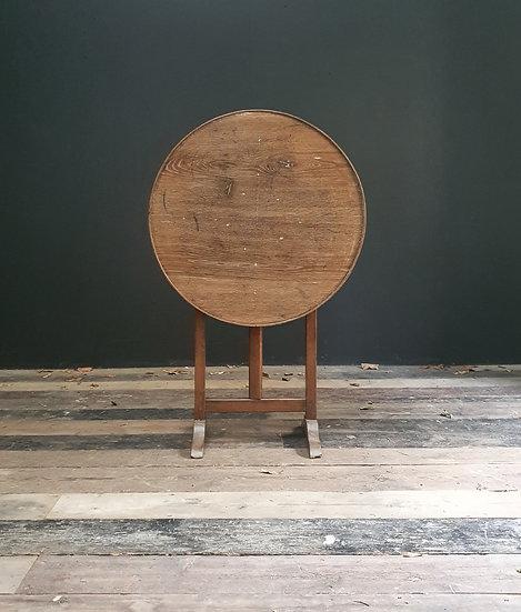Lovely Dry Oak Vendage Table SOLD