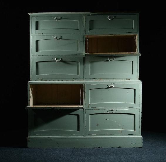 Pine Haberdashers Cupboard