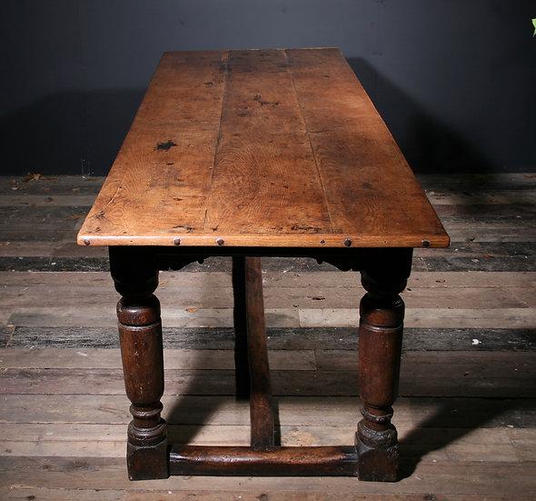 English Oak Table SOLD