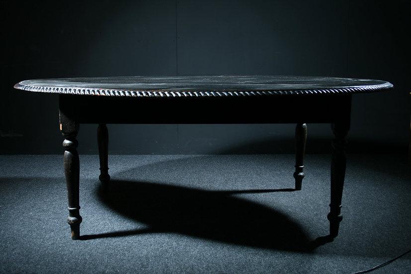 Fabulous Ebonised Table SOLD