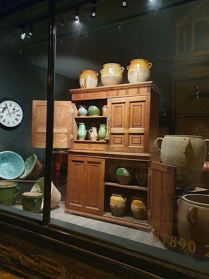 Pine housekeepers Cupboard