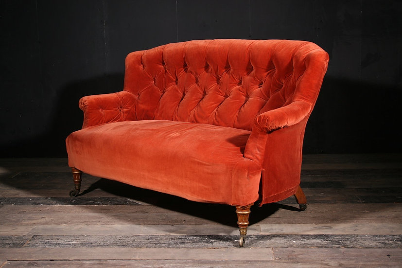 Howard and Sons Sofa SOLD