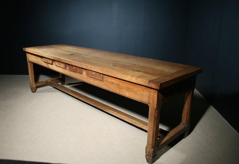 Oak Farmhouse Table SOLD