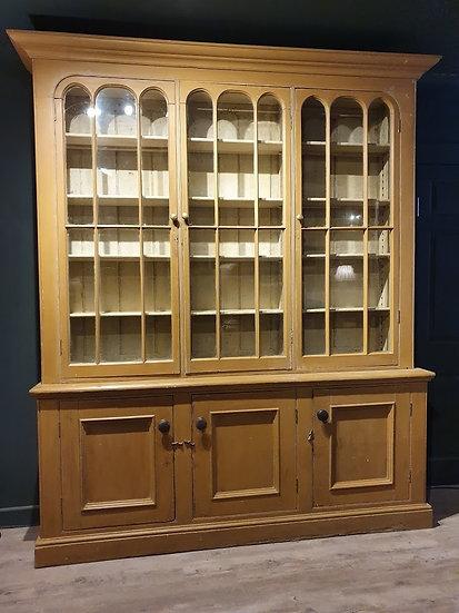 Pine Housekeepers Cupboard SOLD