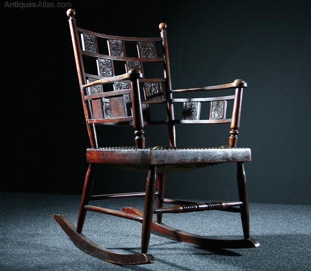 Rare Arts and Crafts Chair