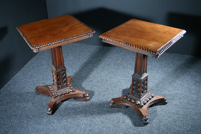 Pair of Anglo Indian Tables SOLD
