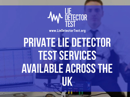 Lie Detector Test in Liverpool
