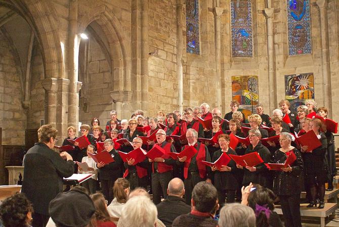 Concert à Issendolus (Lot) le samedi 5 octobre à 20h30dans l'église