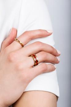 Billie Ceramic Ring
