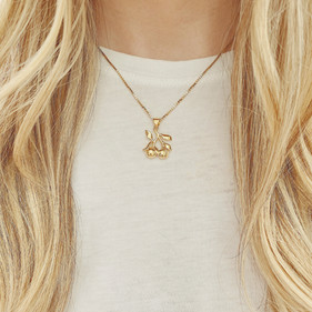 The Clementine Pendant