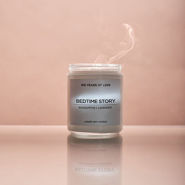 Bedtime Story Candle