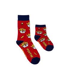 Daddy & Me Poutine Socks Pack_1a.jpg