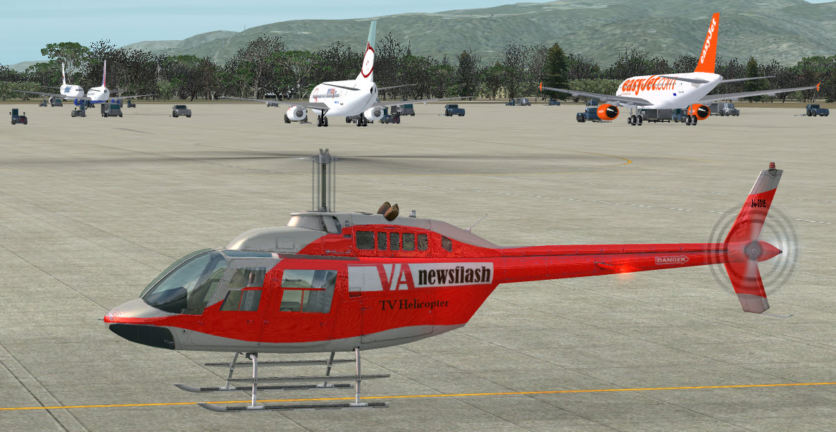 2011-1-30 TV Helicopter
