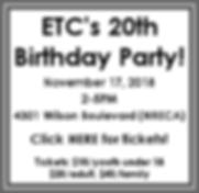 Donate to ETC!