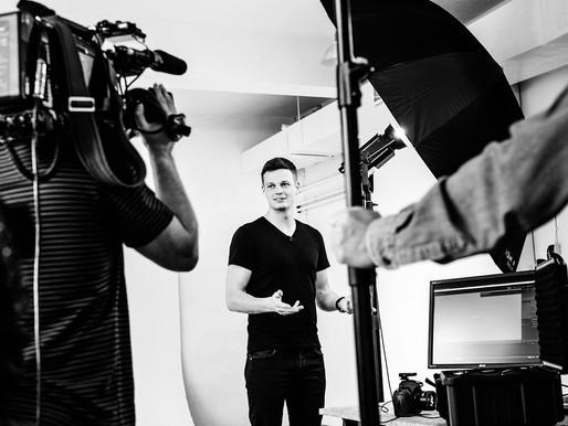 TVP i Teleranek w Studiu Deszcz
