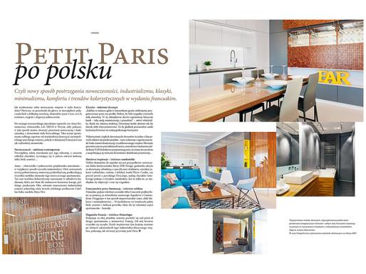 Studio Deszcz dla magazynu Point of Design