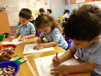 Bilingual School - Immersion School - Dual Language School - Private School