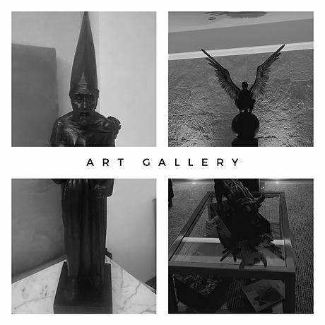 Escultura Rafael Coronel