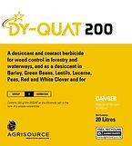 Dy-Quat 200