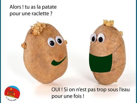 """Fin de Saison - Raclette """"retrouvailles"""""""