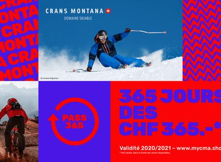 Abonnement de ski !