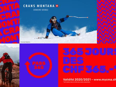 Abonnement de ski CMA 21/22 !