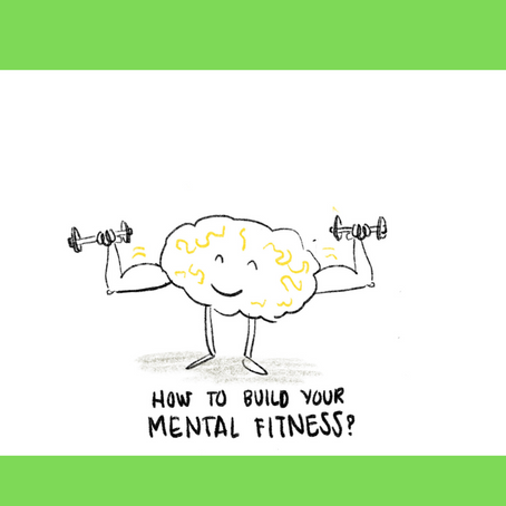 Building mental fitness in the new now