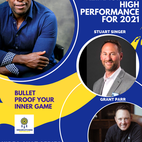 Reimagining High Performance for 2021 - Video Chat 2