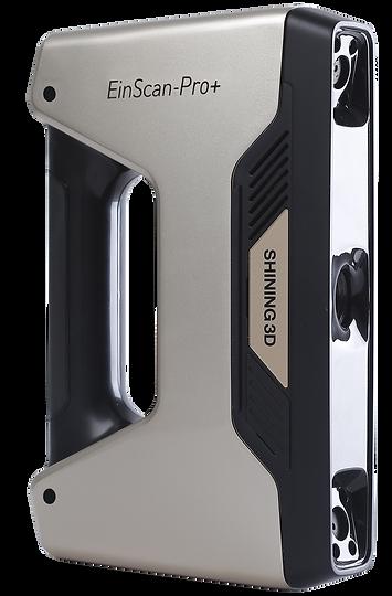 EinScan Pro+ HAND HELD 3d scanner