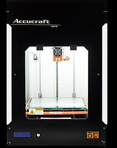 Accucraft i250+ 3d printer