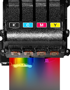 cmyk COLOR ink cartridge