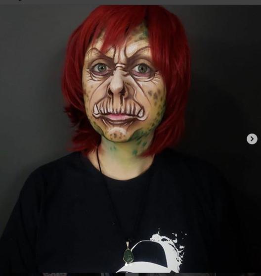 Maquiagem artística - Studio JMakeup