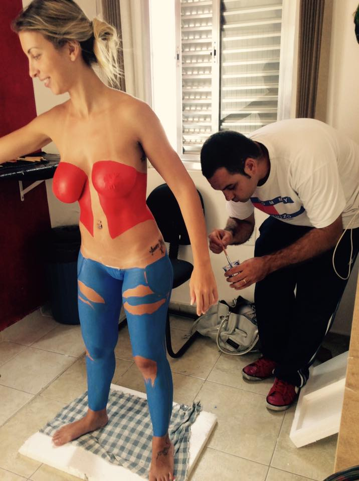 Curso Body Paint