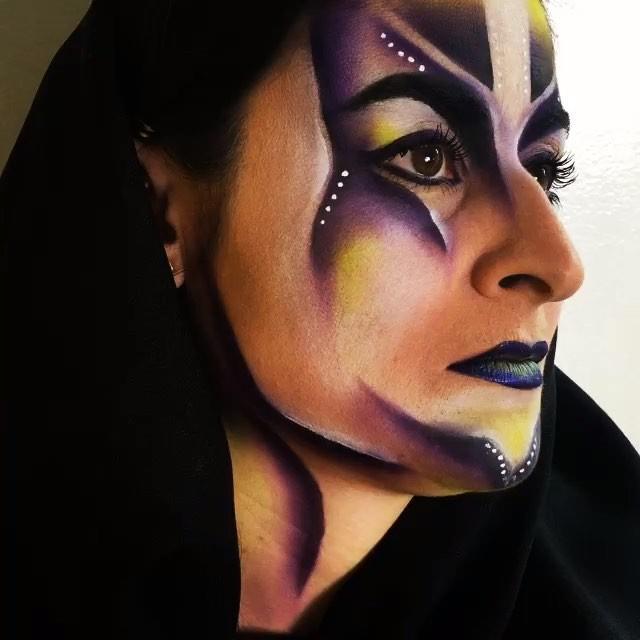Curso de maquiagem artística